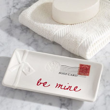 Contemporary Soap Dishes & Holders by Pottery Barn