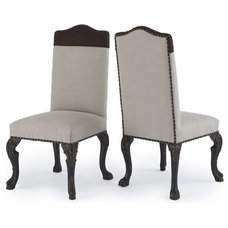 Traditional Dining Chairs by Horchow