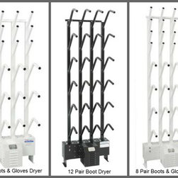 Wall Mounted Dryers - Our products work as boot dryers and boot warmers, shoe dryers, and more!