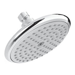 Hansgrohe - Hansgrohe-27466821 Raindance E 150 AIR 1-Jet Showerhead in Brushed Nickel - Hansgrohe-27466821 Raindance E 150 AIR 1-Jet Showerhead in Brushed NickelFrom a simple handshower to a luxurious, oversized showerhead–Hansgrohe has everything you could wish for in a shower. Hansgrohe shower products provide you with the ultimate in design, functionality and quality, leading to performance and styles that will please even the most discerning bather. Rediscover water– as a source of relaxation in a soothing, warm rain shower or with an invigorating whirl-air massage. No matter what you want, you will find countless possibilities for your showering oasis with Hansgrohe.Hansgrohe-27466821 Raindance E 150 AIR 1-Jet Showerhead in Brushed Nickel, Features:• Oversized 6-Inch spray face• Requires arm and flange - not included• 1/2-Inch female inlet•  no-clog spray channels• Features Quiclean cleaning system, AIR-injection technology, and full spray modeHansgrohe-27466821 Specification Sheet Hansgrohe Installation Instructions Hansgrohe Limited WarrantyManufacturer: HansgroheModel Number: 27466821Manufacturer Part Number: Hansgrohe 27466821Collection: RaindanceFinish Code: Finish: Brushed NickelUPC: 011097553764This product is also listed under the following Manufacturer Numbers and Finish Codes:Hansgrohe 27466821        HG27466821        27466821Product Category: Bathroom FaucetsProduct Type: Raindance Showerhead