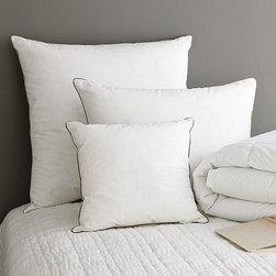 Organic Comforters + Pillows - Organic Comforters Sleep in eco-friendly opulence.