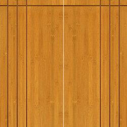 """BM-3 Moderno Interior Flush Panel Grooved Panel Modern Double Door - SKU#BM-3-2BrandAAWDoor TypeInteriorManufacturer CollectionInterior Bamboo DoorsDoor ModelDoor MaterialWoodWoodgrainBambooVeneerPrice1340Door Size Options2(30"""") x 80"""" (5'-0"""" x 6'-8"""")  +$202(32"""") x 80"""" (5'-4"""" x 6'-8"""")  $02(36"""") x 80"""" (6'-0"""" x 6'-8"""")  +$402(30"""") x 96"""" (5'-0"""" x 8'-0"""")  +$1202(32"""") x 96"""" (5'-4"""" x 8'-0"""")  +$1402(36"""") x 96"""" (6'-0"""" x 8'-0"""")  +$180Core TypeSolidDoor StyleModernDoor Lite StyleDoor Panel StyleFlush Panel , Grooved PanelHome Style MatchingContemporaryDoor ConstructionSolid BambooPrehanging OptionsPrehung , SlabPrehung ConfigurationDouble DoorDoor Thickness (Inches)1 3/8 , 1 3/4Glass Thickness (Inches)Glass TypeGlass CamingGlass FeaturesGlass StyleGlass TextureGlass ObscurityDoor FeaturesDoor ApprovalsFSCDoor FinishesDoor AccessoriesWeight (lbs)620Crating Size25"""" (w)x 108"""" (l)x 52"""" (h)Lead TimeSlab Doors: 7 daysPrehung:14 daysPrefinished, PreHung:21 daysWarranty1 Year Limited Manufacturer WarrantyHere you can download warranty PDF document."""