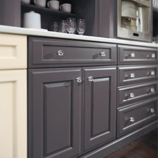 Contemporary Kitchen Cabinetry by MasterBrand Cabinets, Inc.