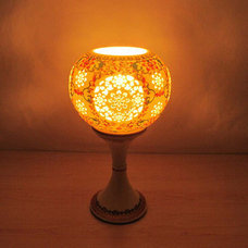 Asian Table Lamps Classical lighting