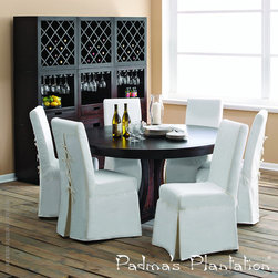 Padma's Plantation Pacific Beach Dining Chair - Padma's Plantation Pacific Beach Dining Chair