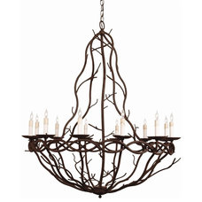 eclectic chandeliers by Masins Furniture