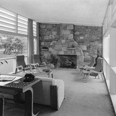 Modern Living Room Long Island Modernism 1930-1980