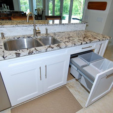 Kitchen Cabinetry by ECCO Woodcrafts & Cabinetry, LLC