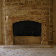 Living Room by Travertine Stone Products, Inc.