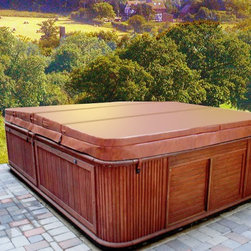 Hot tub replacement covers all sizes -