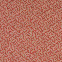 Orange Geometric Heavy Duty Crypton Fabric By The Yard - P6567 is a woven crypton fabric. This material is breathable, stain, bacteria, moisture and abrasion resistant. Stains like blood and urine are easily removable with water and mild soap.