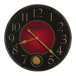 "Howard Miller - Howard Miller Gallery Moment in Time 26-1/4"" Wall Clock 