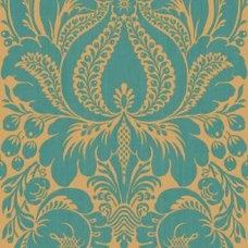 eclectic wallpaper by Home Depot