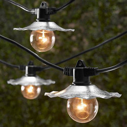 Contemporary Outdoor Lighting -