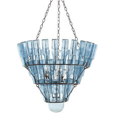 Eclectic Chandeliers by Bliss Home and Design