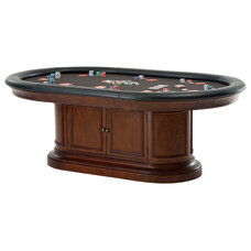 Transitional Game Tables by Interior Clue