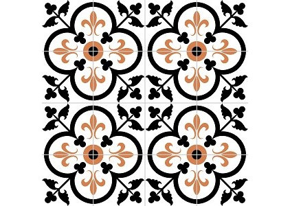 Traditional Tile by Avente Tile