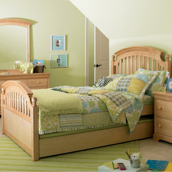 Young America by Stanley - All Seasons Bannister Bed - All Seasons Bannister Bed