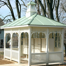 Sheds by Vixen Hill Cedar Products