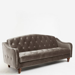 Ava Tufted Sleeper Sofa