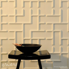 modern wallpaper by MyWallArt 3d wall panels