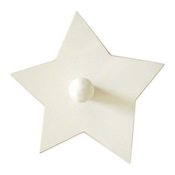 New Arrivals Inc. - Small Star Pegs - Small Star Pegs