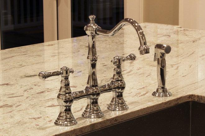 Traditional Bathroom Faucets by Brickmoon Design