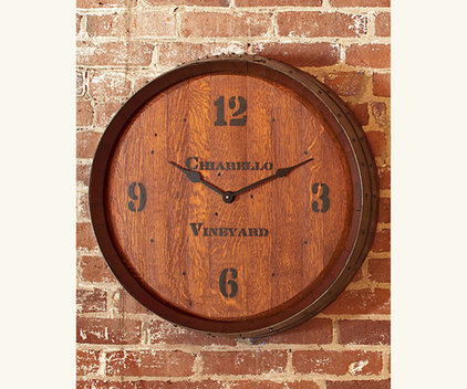 eclectic clocks by Napa Style