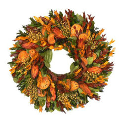 Autumn Solstice Wreath