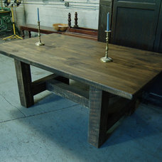 Traditional Dining Tables by Lorimer Workshop