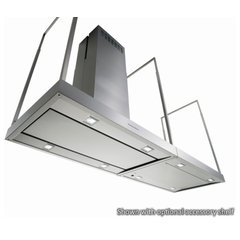 contemporary kitchen hoods and vents by Futuro Futuro Kitchen Range Hoods