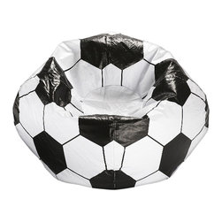 Ace Bayou - Ace Bayou Soccer Ball Matte Bean Bag - Soccer Ball Matte Bean Bag by Ace Bayou.