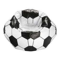 Ace Bayou - Ace Bayou Soccer Ball Matte Bean Bag - Soccer Ball Matte Bean Bag by Ace Bayou.