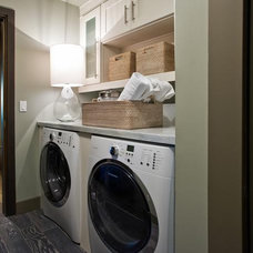 Stylish Laundry Rooms From HGTV Dream Home, Green Home and Urban Oasis : Decorat