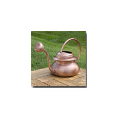 Copper Watering Cans, Stainless Steel Watering Cans | Signature Hardware