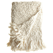 contemporary throws by Calypso St. Barth