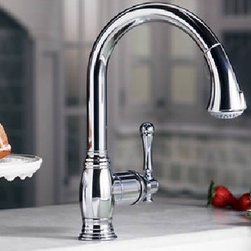 Grohe - Grohe Bridgeford 33870 - Grohe Bridgeford Dual Spray Pull Down - 33870