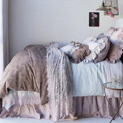 Bella Notte Linens Pennelope Duvet Cover - Bella Notte Linens