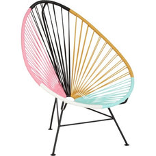 Contemporary Outdoor Lounge Chairs by CB2