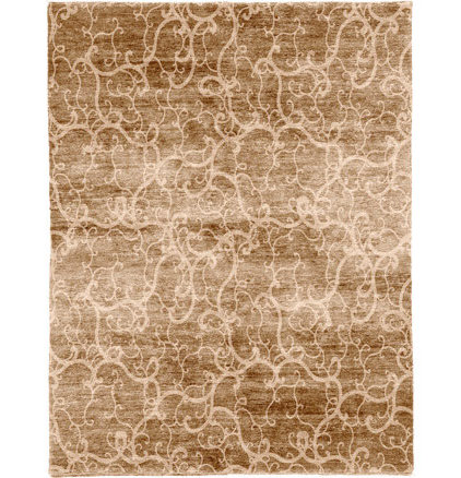 Contemporary Carpet Flooring by ModernRugs