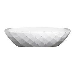 Aquamass - Aquamass   Diamond Tub - Design by Catherine and Bruno Lefebvre.