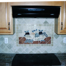 Mediterranean Tile by R. R. Stone Designs