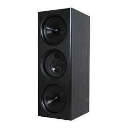 Speakercraft - Dual 6-1/2'' 120W Aim&Trade; Center-Channel Speaker, Individual, Black - Audio-Direct.com has been serving customers since 2001 with world class name brand electronics.