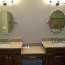 Bathroom by Meeder Design & Remodeling