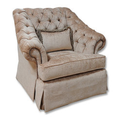 Giselle Tufted Chair -