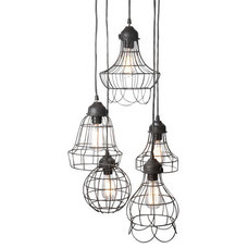 Eclectic Pendant Lighting by BELLA VICI
