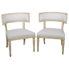 Traditional Living Room Chairs by 1stdibs