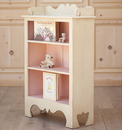 Traditional Bathroom Cabinets And Shelves by Sweet Elle