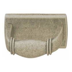 Hafele - Hafele: Handle: Zinc: Pewter: M4: Center To Center 96mm - Hafele: Handle: Zinc: Pewter: : Center To Center 96mm