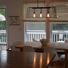 Modern Kitchen by Kate Jackson Design
